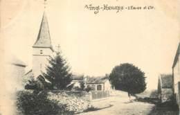 61 - VINGT HANAPS - L'egliseet L'If En 1905 (arbre) - France
