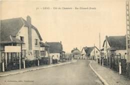 62 - LENS - Cite Des Cheminots - Rue Edouard Branly En 1928 - Lens