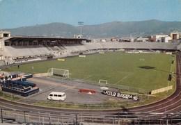 STADIO-STADE-STADIUM-ESTADIO-SOCCER-FOOTBALL-CAMPO SPORTIVO-BERGAMO-ITALY-CARTOLINA- VIAGGIATA IL 9-3-1980 - Football
