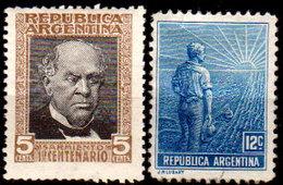 Argentina-00268 - Senza Difetti Occulti. - Argentina