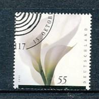 DEUTSCHLAND Mi.Nr.  2894  Trauermarke - Used - Gebraucht