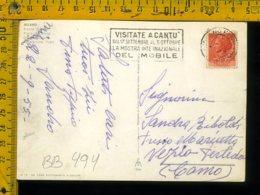 Repubblica Annullo Meccanico A Targhetta - 6. 1946-.. Repubblica