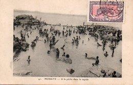 86Va   Mobaye La Peche Dans Les Rapides - Centrafricaine (République)