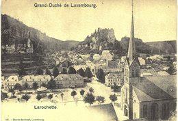 Carte  Postale Ancienne De LAROCHETTE - Larochette