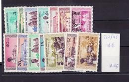 Z A N Z I B A R   -   SERIE NUEVA CON GOMA Y SIN CHARNELA - Zanzibar (1963-1968)