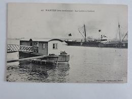 Nantes (ses Environs) La Loire à Indret  Ref 0147 - Nantes