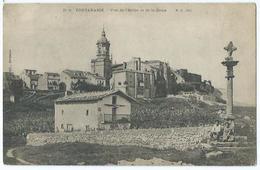 Fontarabie Vue De L'eglise Et De La Croix - Other