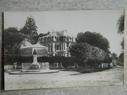 CARTE PHOTO BELLEME   PLACE BOURCICAUT - France