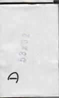 Paquet De 50 Pochettes Noires Hawid Double Soudure Format 53 X 32  à  - 50% - Bandes Cristal