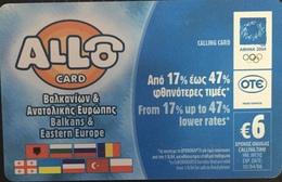 Paco \ GRECIA \ Ote Remotes \ GR-xr 165 \ All (Telephone) Card \ Usata - Griekenland