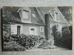 CARTE PHOTO BELLEME   CHATEAU DE SAINT SANTIN - France
