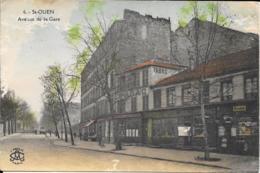 Lot N° 120 - 93 - SAINT-OUEN - Lot De 38 Cartes Postales - Toutes Scannées - Cartes Postales