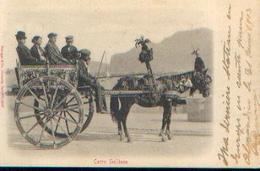 ITALIE « Carro Siciliano » Ed. Stengel & Co. Dresde (1903) - Other