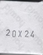 Paquet De 50 Pochettes Noires Hawid Double Soudure Format 20 X 24  à  - 50% - Bandes Cristal