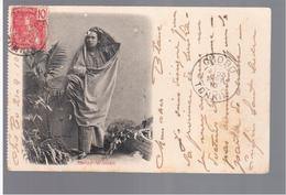 MALAYSIA Malay Woman Ca 1910 OLD POSTCARD 2 Scans - Malaysia