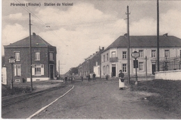 BINCHE  PERONNES STATION DU VICINAL - Binche