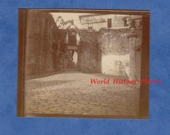 Photo Ancienne Snapshot - Fuenterrabía / Fontarrabie - Porte Ancienne - Pays Basque - Anciennes (Av. 1900)