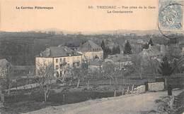 19 - Treignac - La Gendarmerie - Un Beau Panorama Pris De La Gare - Treignac