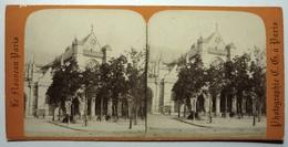 St GERMAIN L'AUXERROIS - PARIS - Stereoscopic