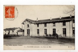 FACTURE - 33 - Gironde - La Gare Du Midi - Francia