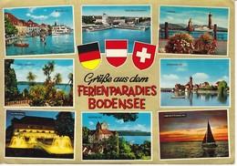 Gruse Aus Dem Ferienparadies Bodensee - Friedrichshafen