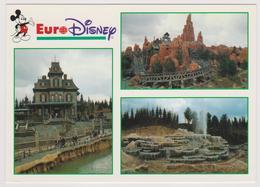EuroDisney - Frontierland - Multivues - Disneyland
