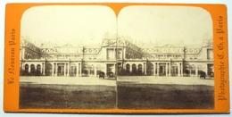 PALAIS ROYAL - PARIS - Stereoscopic