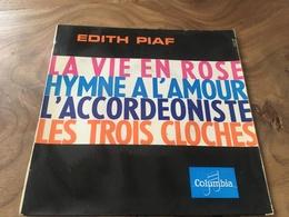 166 / EDTH PIAF LA VIE EN ROSE - Vinyles