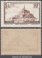 5Fr Saint Michel Type I Neuf ** Sans Charnière (Y&T N° 260a , Cote: 50€) - Ongebruikt
