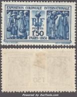 1Fr50 Exposition Coloniale De 1931 Neuf * Aspect TB ( Y&T N° 274, Cote 50€) - France