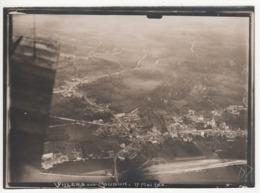 ° AVIATION ° WW1 ° PHOTO AERIENNE ° OISE 60 ° VILLERS SUR COUDUN ° 17 MAI 1918 ° - Aviation