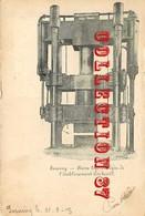 ☺♦♦ PRESSE HYDRAULIQUE De L'ETABLISSEMENT COCKERILL à SERAING En 1905 - Industrie