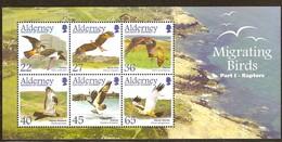 Alderney Aurigny 2002 Yvertn° Bloc 12 *** MNH Cote 13,50 Euro  Faune Oiseaux Vogels Birds - Alderney