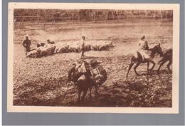 MONGOLIA Missionnaire Dans Les Steppes Ca 1920 OLD POSTCARD 2 Scans - Mongolia