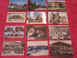 Carte Postale / Moselle  / Département 57 / Lot De 12 Cartes - France
