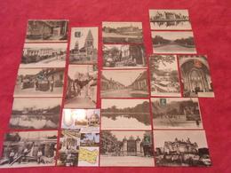 Carte Postale / Oise / Département 60 / Lot De 19 Cartes - Non Classés