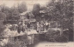 LANDIVISIAU - La Vallée De L'Elorn - Le Moulin De Pont-ar-Zal - Animé - Landivisiau