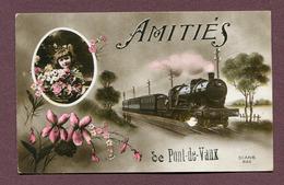 """PONT-DE-VAUX  (01) : """" AMITIES """" - Pont-de-Vaux"""