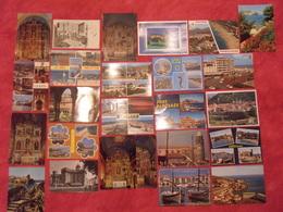 Carte Postale / Pyrénées Orientales / Département 66 / Lot De 25 Cartes - Frankreich