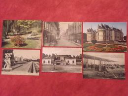 Carte Postale / Sarthe / Département 72 / Lot De 6 Cartes - France