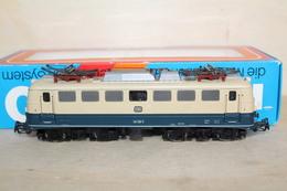 MARKLIN 3156 DB LOCOMOTIVE ÉLECTRIQUE E140 239-5 HO AC/ 3RAILS (C453) - Locomotives