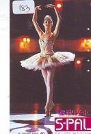 Télécarte BALLET (183) Ballette Dance Dancing Tanzen Danser Ballare Bailar Dançar Phonecard - Télécartes