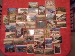 Carte Postale / Haute Savoie / Département 74 / Lot De 40 Cartes - France