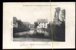 Le Puix: Un Coin Du Village - France