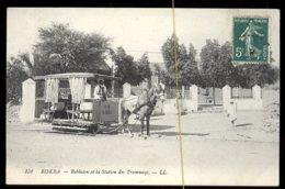 Biskra: Robinson Et La  Station De Tramways - Biskra