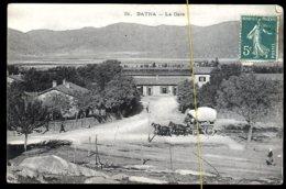 Batna: La Gare - Batna