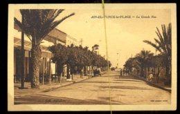 Ain El-Turck La Plage: La Grande Rue - Algérie