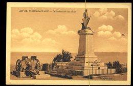Ain El-Turck La Plage: Le Monument Aux Morts - Algérie
