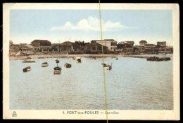 Port Aux Poules: Les Villas - Algérie