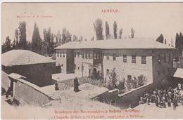 Arménie Des Missionnaires à Malatia - Arménie